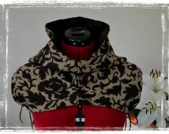 XIV Century Hood, IN STOCK! Ready for shipment