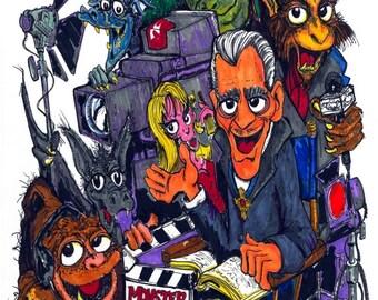 Bill Diamond's Monster TV Network