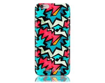 iPhone 6 Plus Case - iPhone 6+ Case - iPhone 6 + Case #Modern Edge Cool Design Hard Phone Case