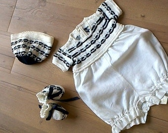 complete baby/a romper with Hat