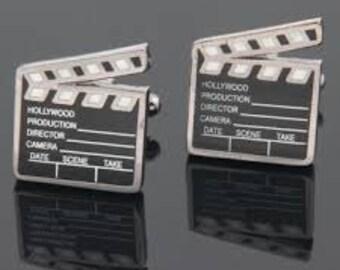 Moviestar Filmboard Cufflinks