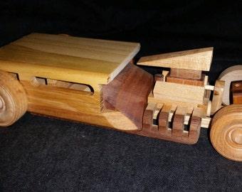 Lowered Lumber Design #2