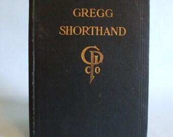 Gregg Shorthand by John Robert Gregg 1902