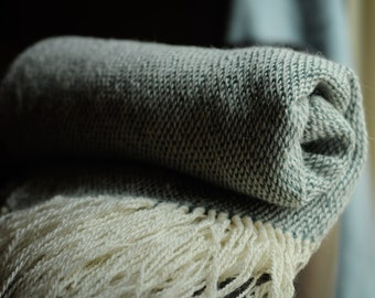 Throw Blanket / Bed Scarf