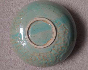 Mint Green Ceramic Bowl