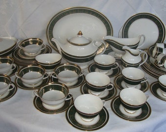 Royal Doulton VANBOROUGH Dinner Tea And Coffee Set Unrivalled Quality