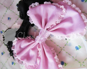 Galactic Princess, Lolita, Otome, Fairy Kei, Decora, Pastels, Kawaii, Cute Headband, Headbow