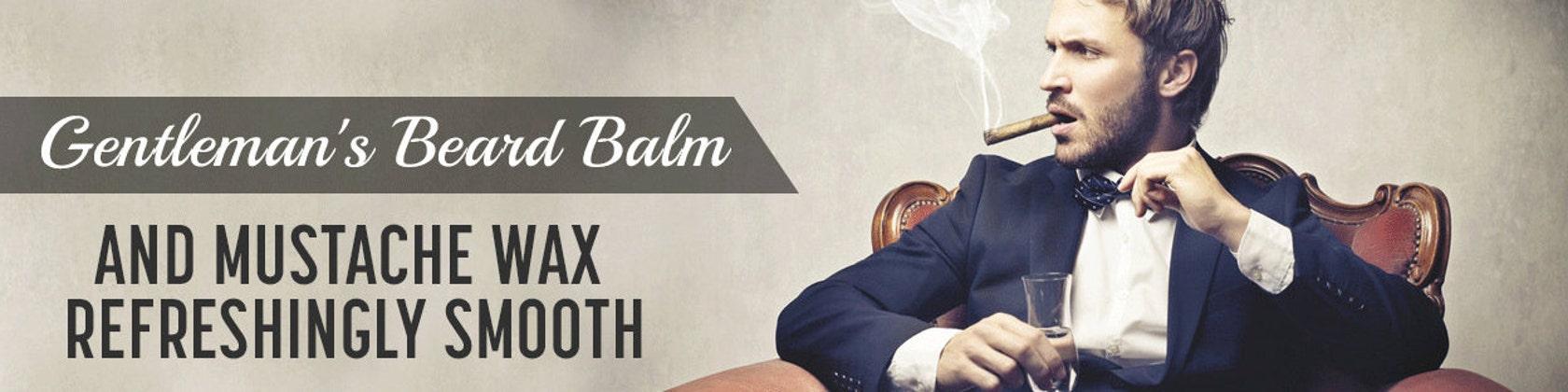 gentleman 39 s beard balm beard oil and by gentlemansbeardbalm. Black Bedroom Furniture Sets. Home Design Ideas