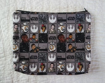 Star Wars Zipper Bag