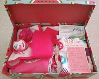 Watermelon Hot Pink Babybox