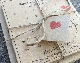 Save the date (set of 80 cards)