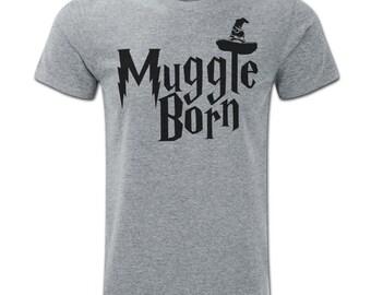 Muggle Born Male HD T-Shirt