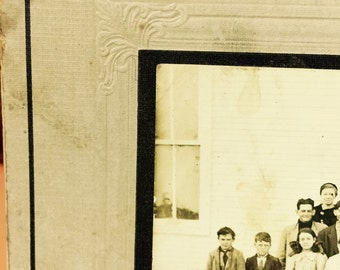 19th/20th Century School Class/House Photo/Vintage photography/apparitions