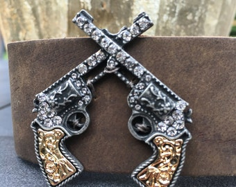 Pistols Cuff Bracelet