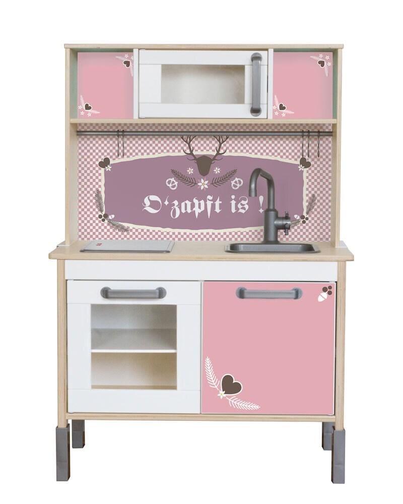 ikea kitchen decal oktoberfest pimp your ikea. Black Bedroom Furniture Sets. Home Design Ideas