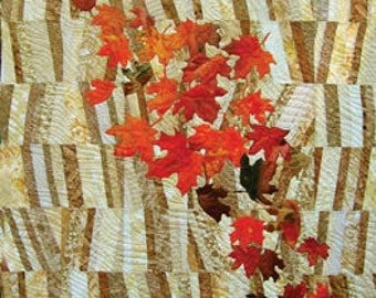 Fourth and Sixth  Designs October Quilt Pattern