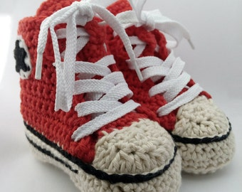 Baby sneakers/ baby converse
