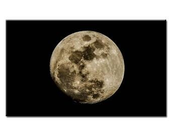 Moonglow - Moon Photography Print