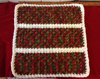 Crocheted Kittybed