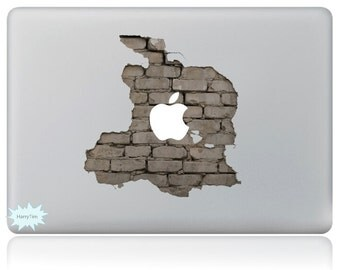 New 3D sticker Macbook decal macbook stickers apple decal mac decal new 14