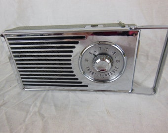Oldsmobile Trans-Portable Radio Accessory 1959 Plug-in AM Radio