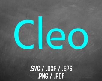 SVG Font Design, SVG Alphabet, Png Design files, EPS Files, Png Font, Cute and Fun Font Silhouette, Cricut Font Design