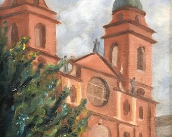 Asheville Basilica