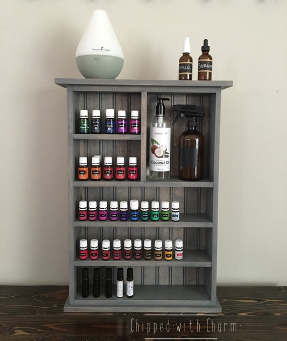 Essential Oil Wall Shelf Essential Oil Storage Wall Shelf