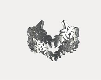 Embrace Ring- Custom 3d Printed