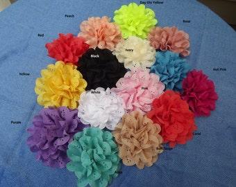 Petite cut flower, Wedding Hair, Barrette