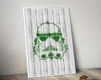 Grasstrooper / Star Wars - Storm trooper