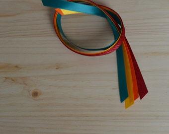 Set of Ribbons for American Girl Doll Josefina