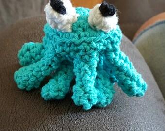 "3"" Octopus toy"