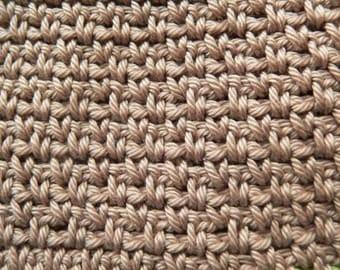 Crochet Linen Stitch Pattern