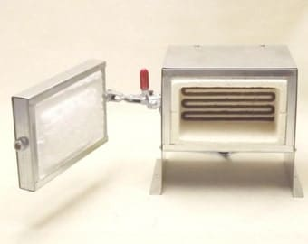 Compact Mould's Heating Kiln R7-850 C (1562 F)