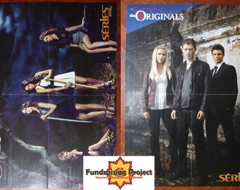 POSTER Pretty Little Liars / The Originals