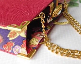 Jane Austen handbag - Emma - Upcycled book - Handmade - Bag made from a book