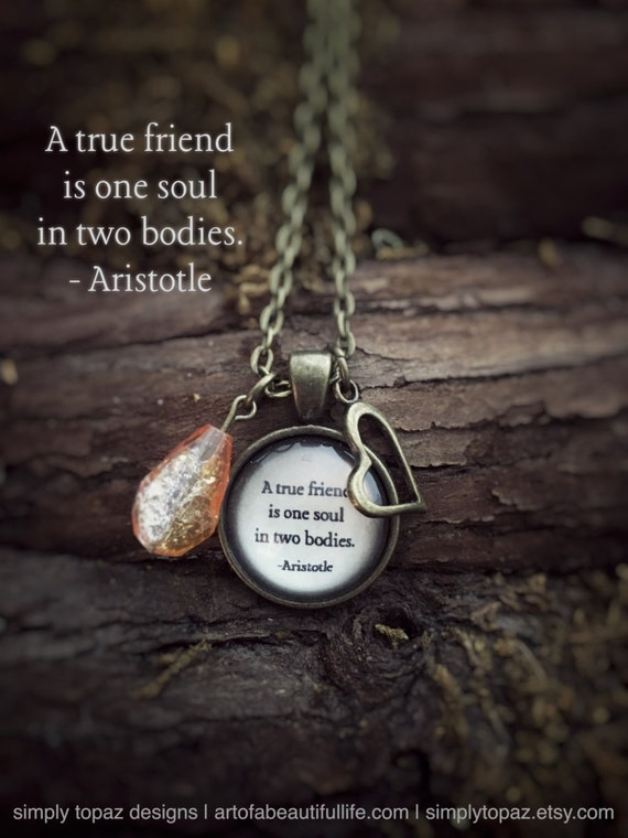 essay on a friend is one soul in two bodies One soul in two bodies two people who are so close that their actions and thoughts sync together, often thinking and saying the same things at the same time.