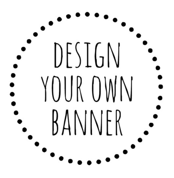 Design Your Own Banner: Items Similar To Design Your Own Tirbal Arrow Banner On Etsy