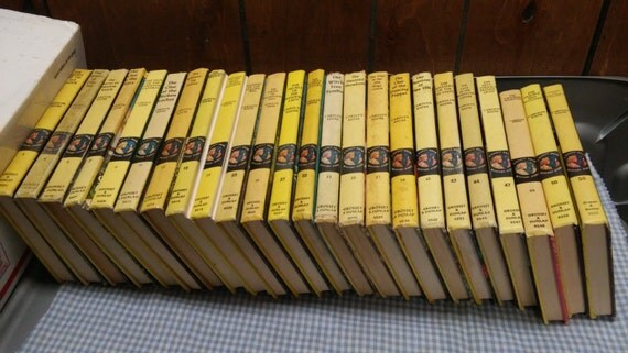 NANCY DREW 24 BOOK COLLECTION ~ NO REPEATS ~ PRE OWNED ~ Instant Collection!