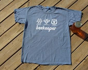 Customized Beekeeper Shirts