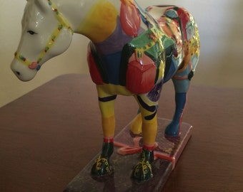 The Trail of Painted PonieS Gift Horse Figurine