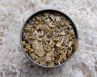 CATCH SOME BABY Z'S Organic Herbal Tea Blend, Herbal Tea, Loose Herbal Tea