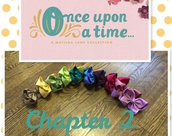 YOU PICK 4!- Choose 4 Bows M2M Matilda Jane Once Upon A Time September Release!!!!