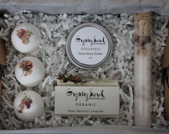 The Organic Beloved Box