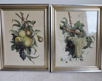 Vintage Prevost Fruits Prints