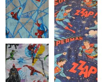 Superhero Custom Circle Skirt