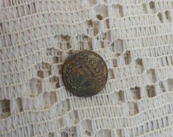 Victorian Silver 3 Pence Coin 1889