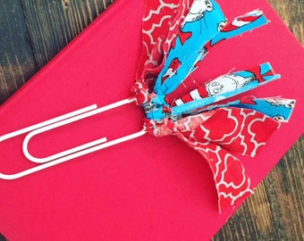 Dr. Seuss Paperclip Bookmark