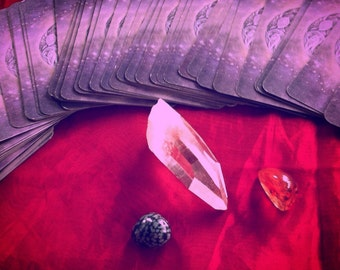 In-Depth Tarot Reading into the Year Ahead